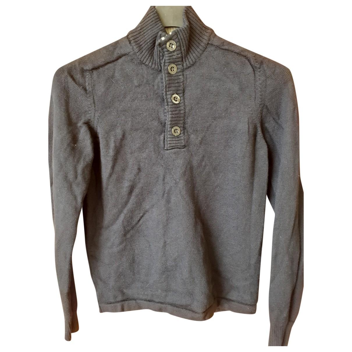 Armani Jeans \N Blue Wool Knitwear & Sweatshirts for Men M International
