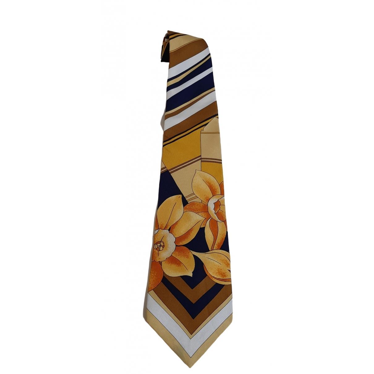 Kenzo \N Multicolour Silk Ties for Men \N