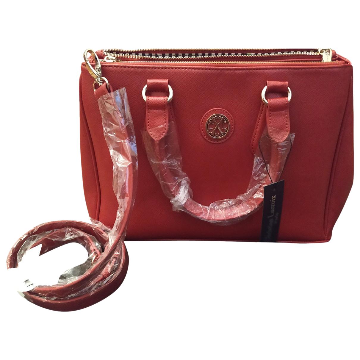 Christian Lacroix \N Red handbag for Women \N