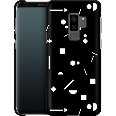 Samsung Galaxy S9 Plus Smartphone Huelle - My Favourite Pattern 3 von Mareike Bohmer