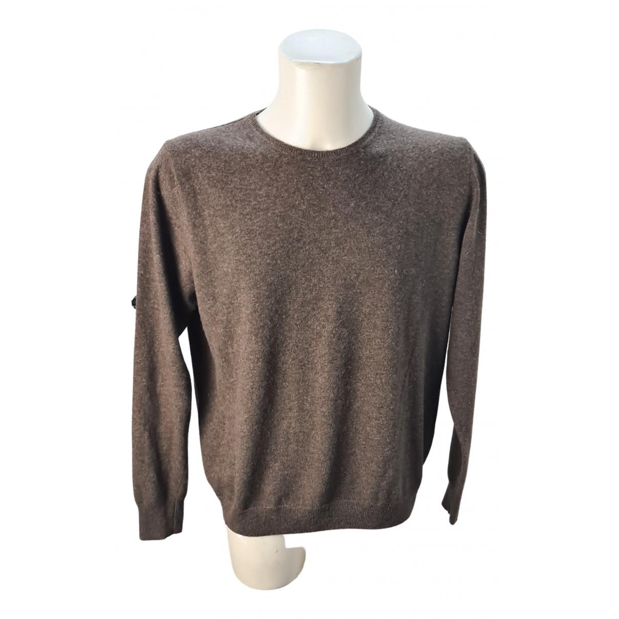 Liu.jo N Brown Cashmere Knitwear & Sweatshirts for Men XL International