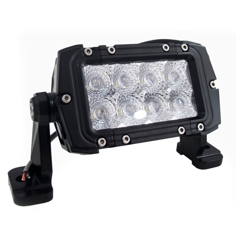 Race Sport Lighting RS-CREE-4BARHD CREE LED Combo Bar Heavy Duty Series 6 Inch 24 Watts 1,680 Lumens