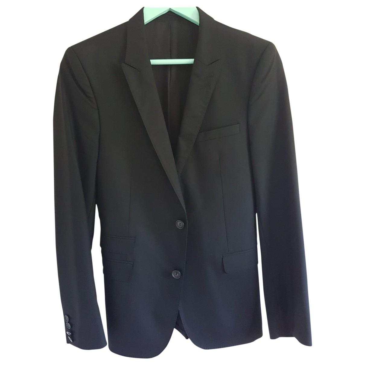 The Kooples \N Black Wool jacket  for Men S International
