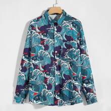 Guys All Over Print Shirt