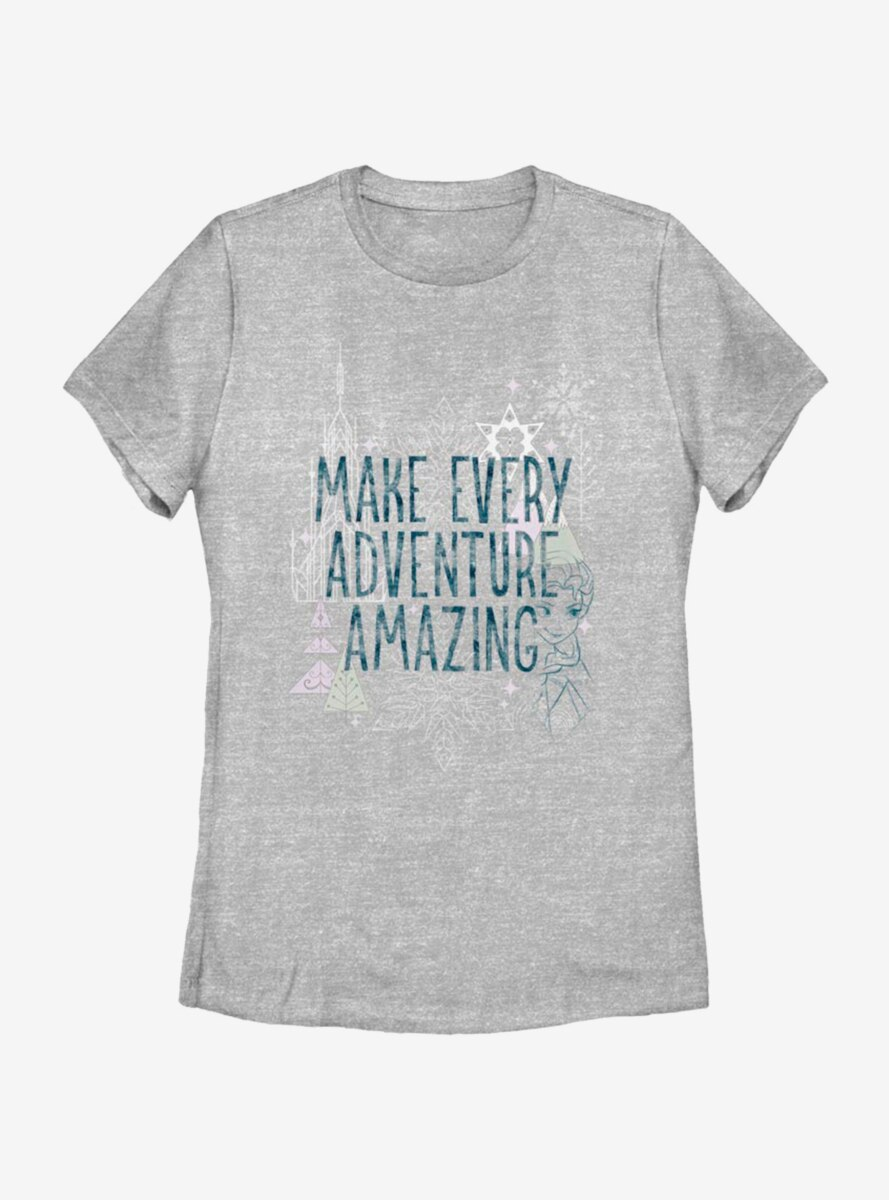 Disney Frozen Every Adventure Womens T-Shirt