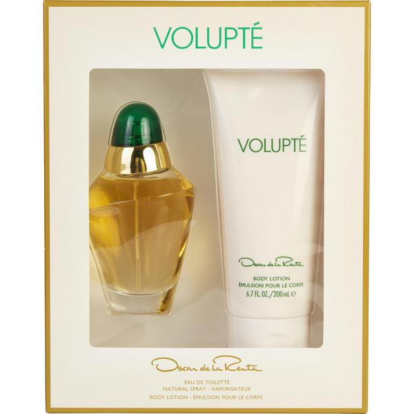 Volupte - Oscar De La Renta Geschenkbox 100 ML