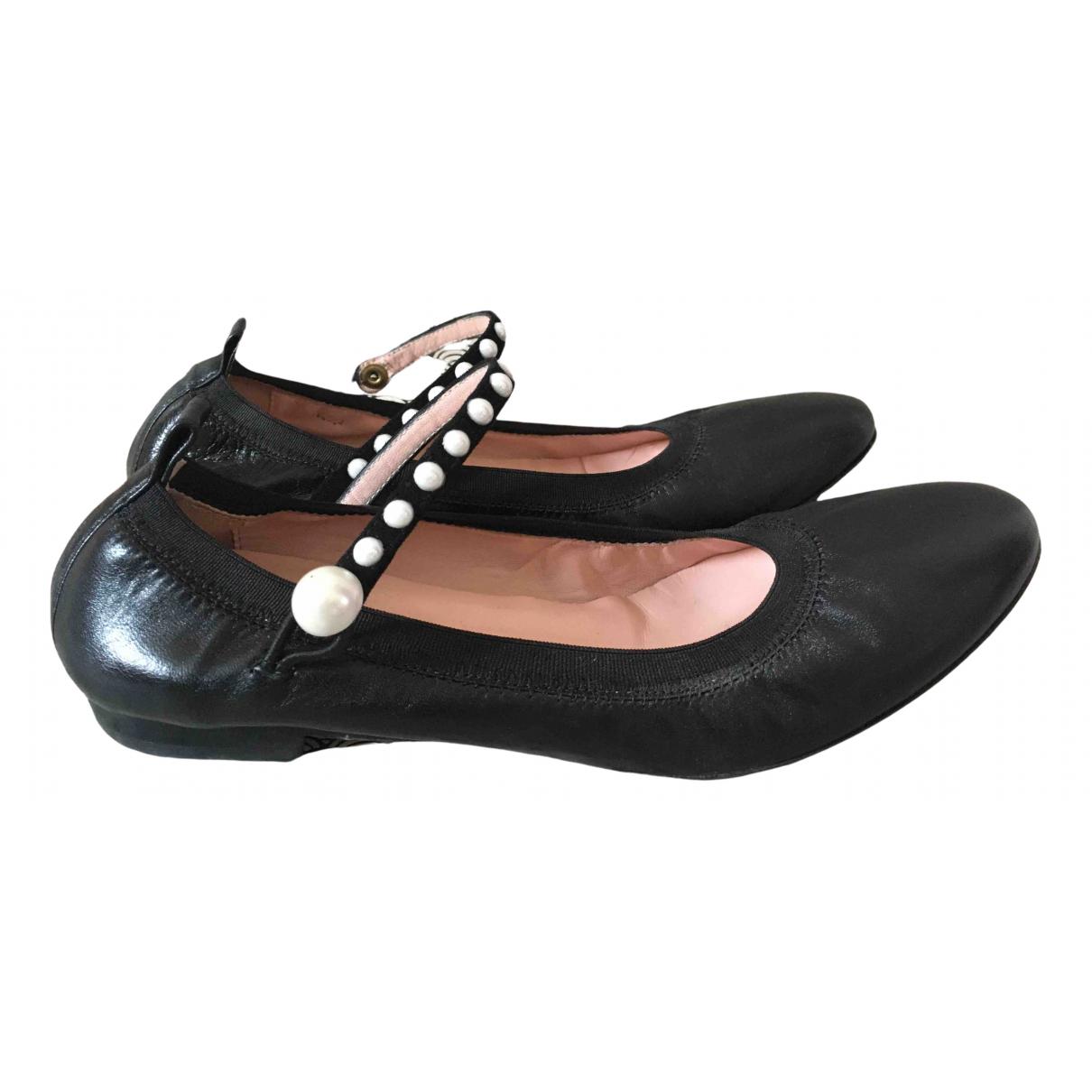 Sandalias de Cuero Bianco