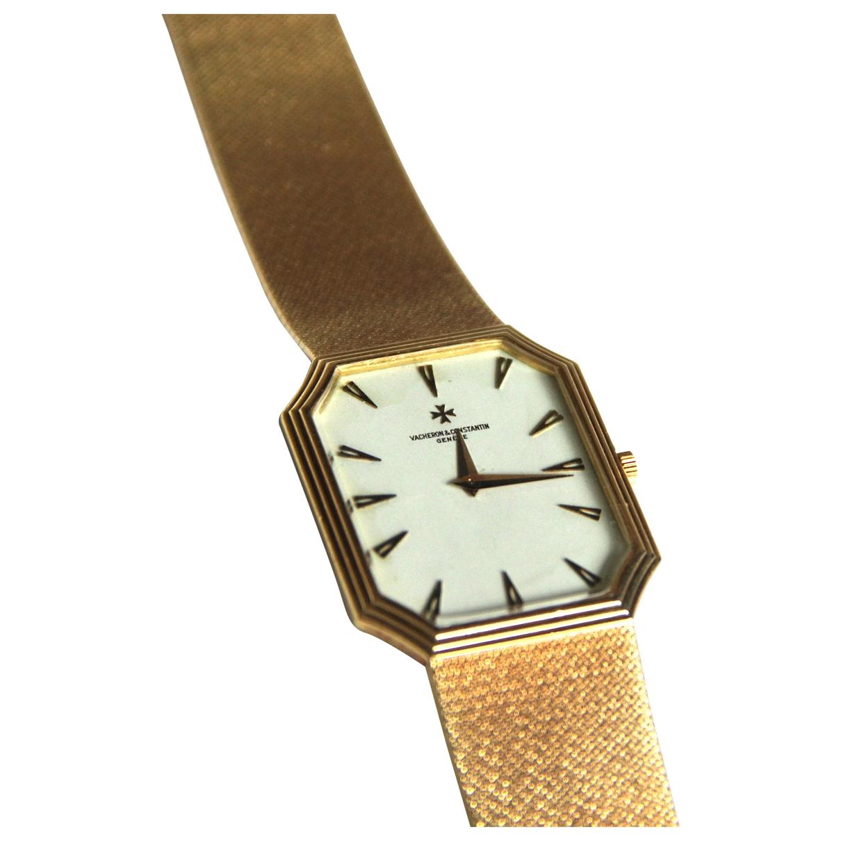 Vacheron Constantin Vintage Uhr in  Gold Gelbgold