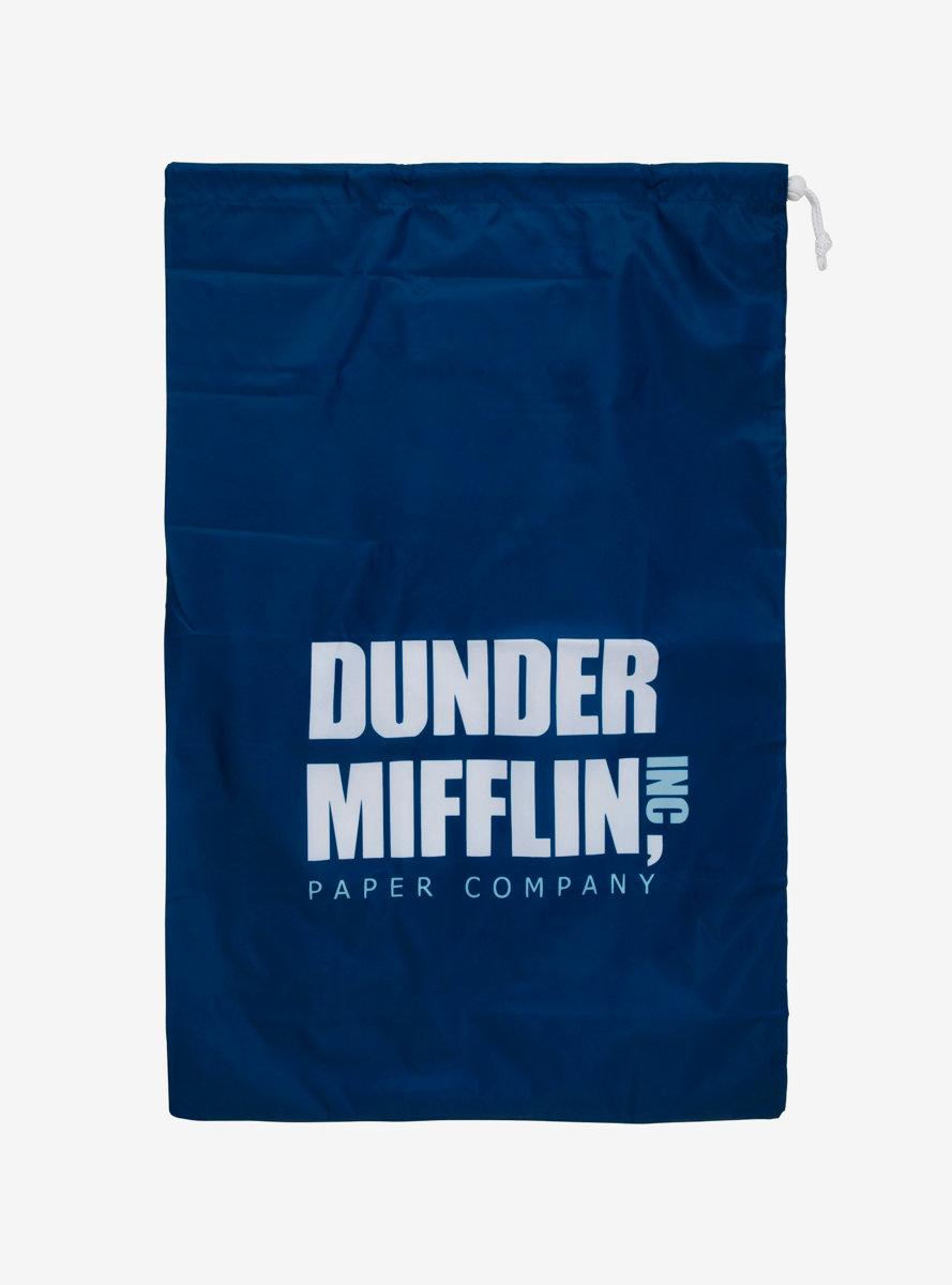 The Office Dunder Mifflin Laundry Bag