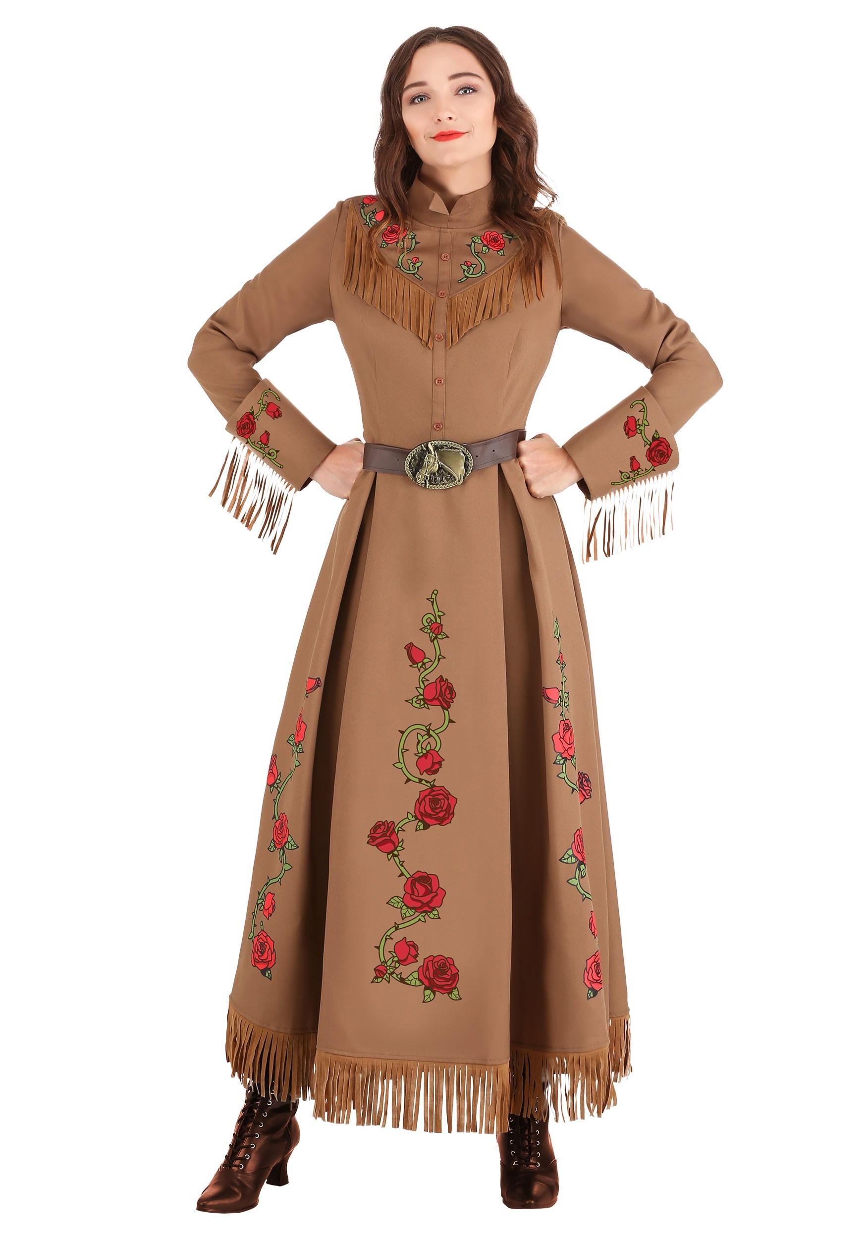 Annie Oakley Cowgirl Costume for Women