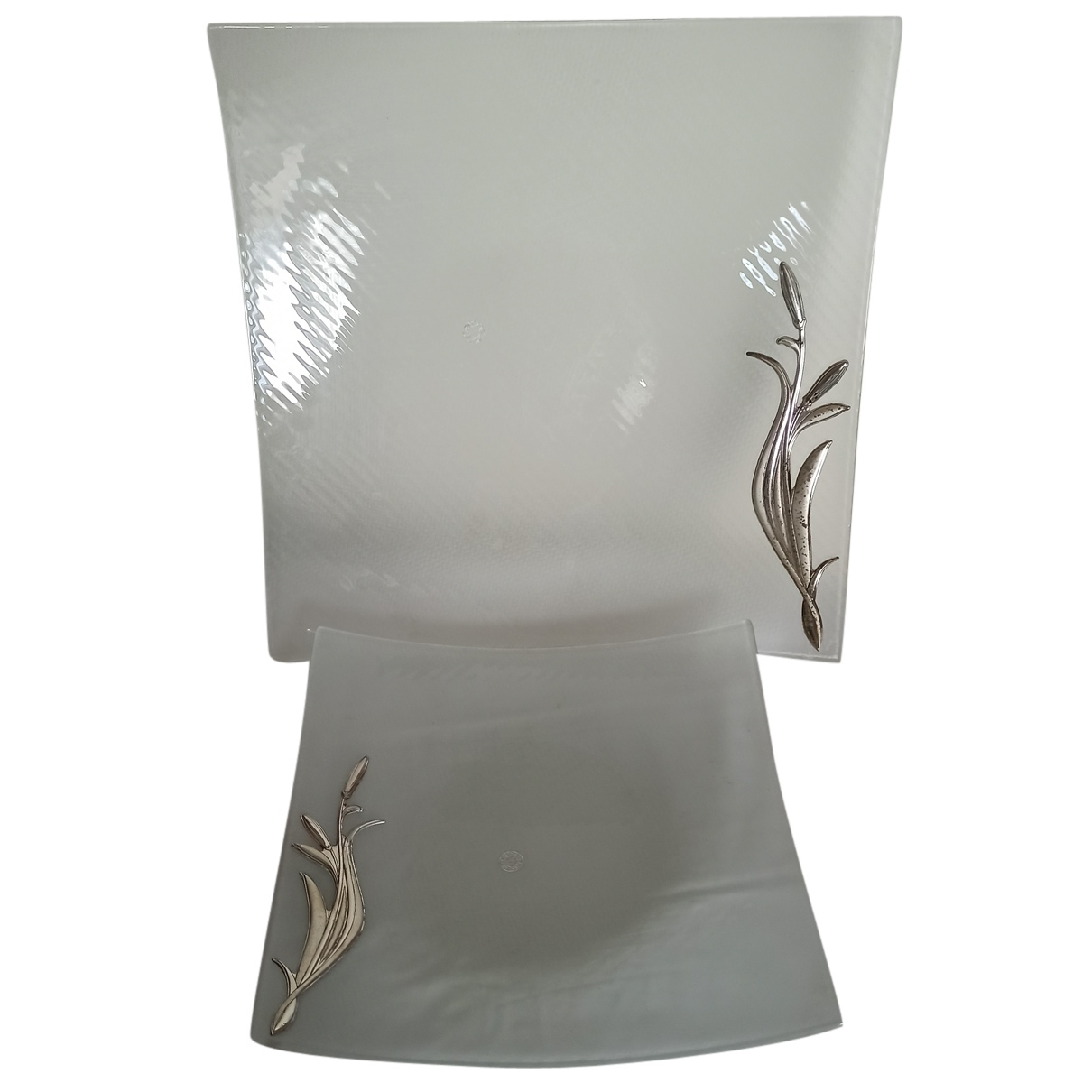 - Objets & Deco   pour lifestyle en cristal - blanc