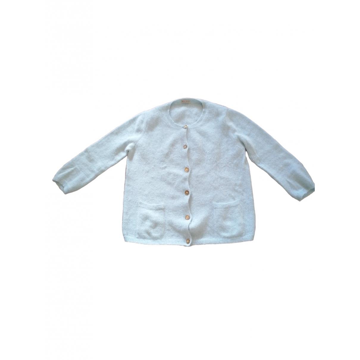Emilio Pucci - Pull   pour femme en laine - bleu