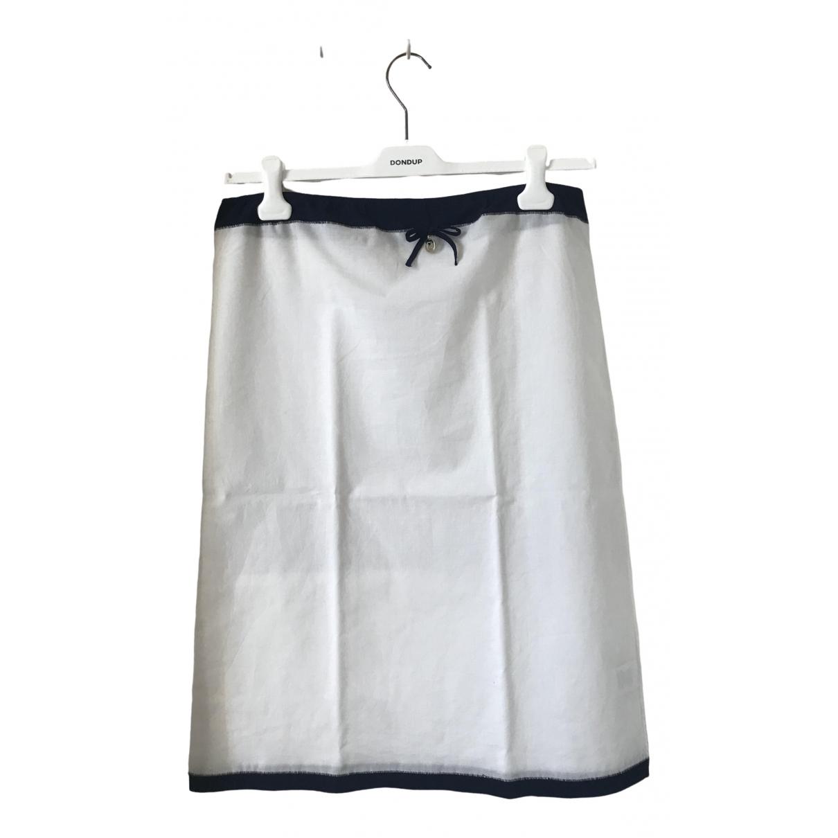 Fendi - Bain   pour femme en coton - blanc