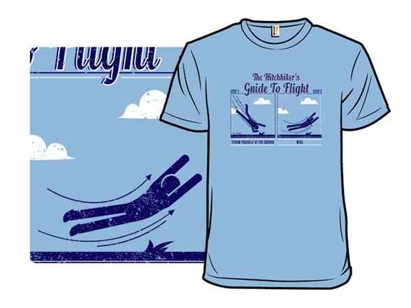 A Guide To Flight T Shirt