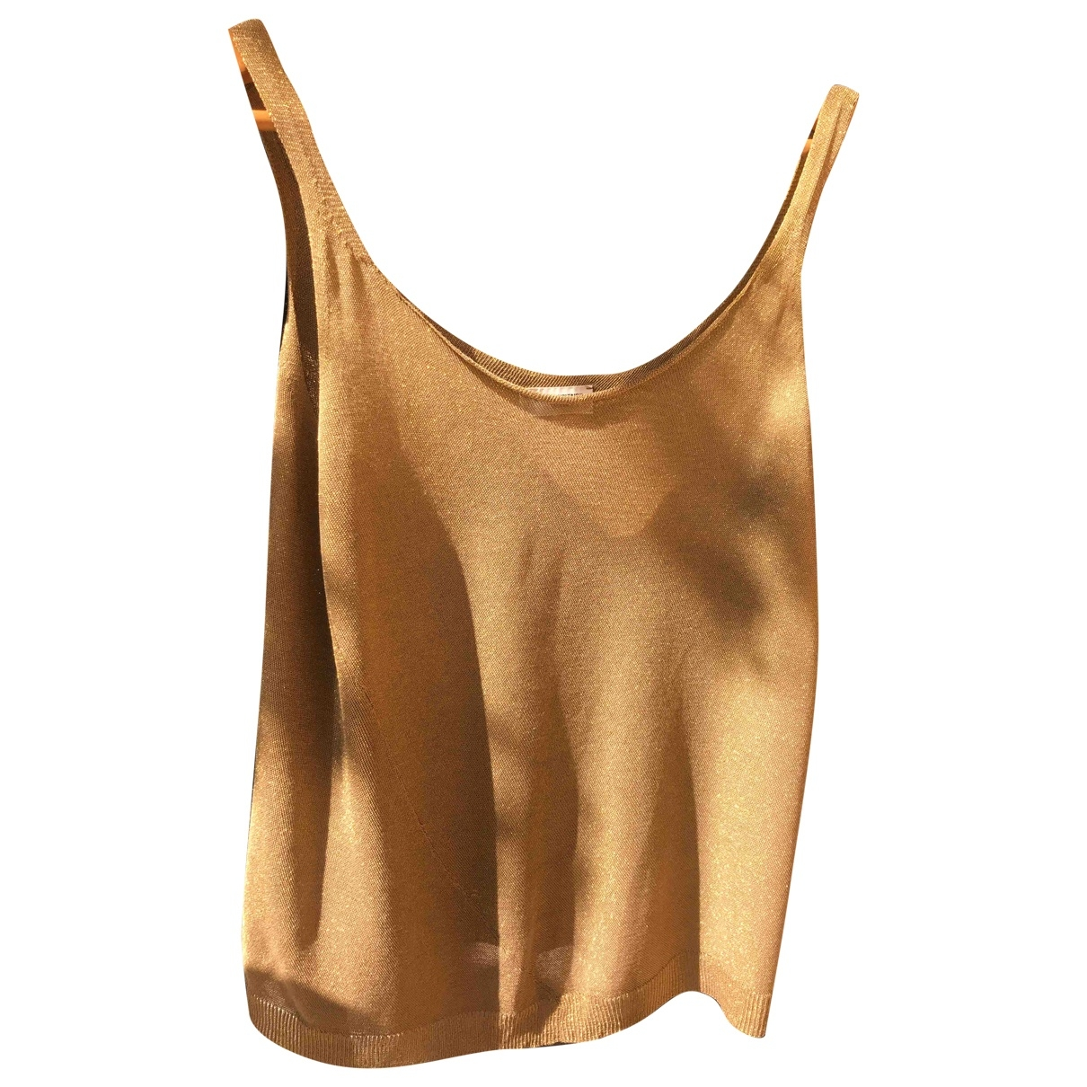 Zadig & Voltaire \N Gold  top for Women S International
