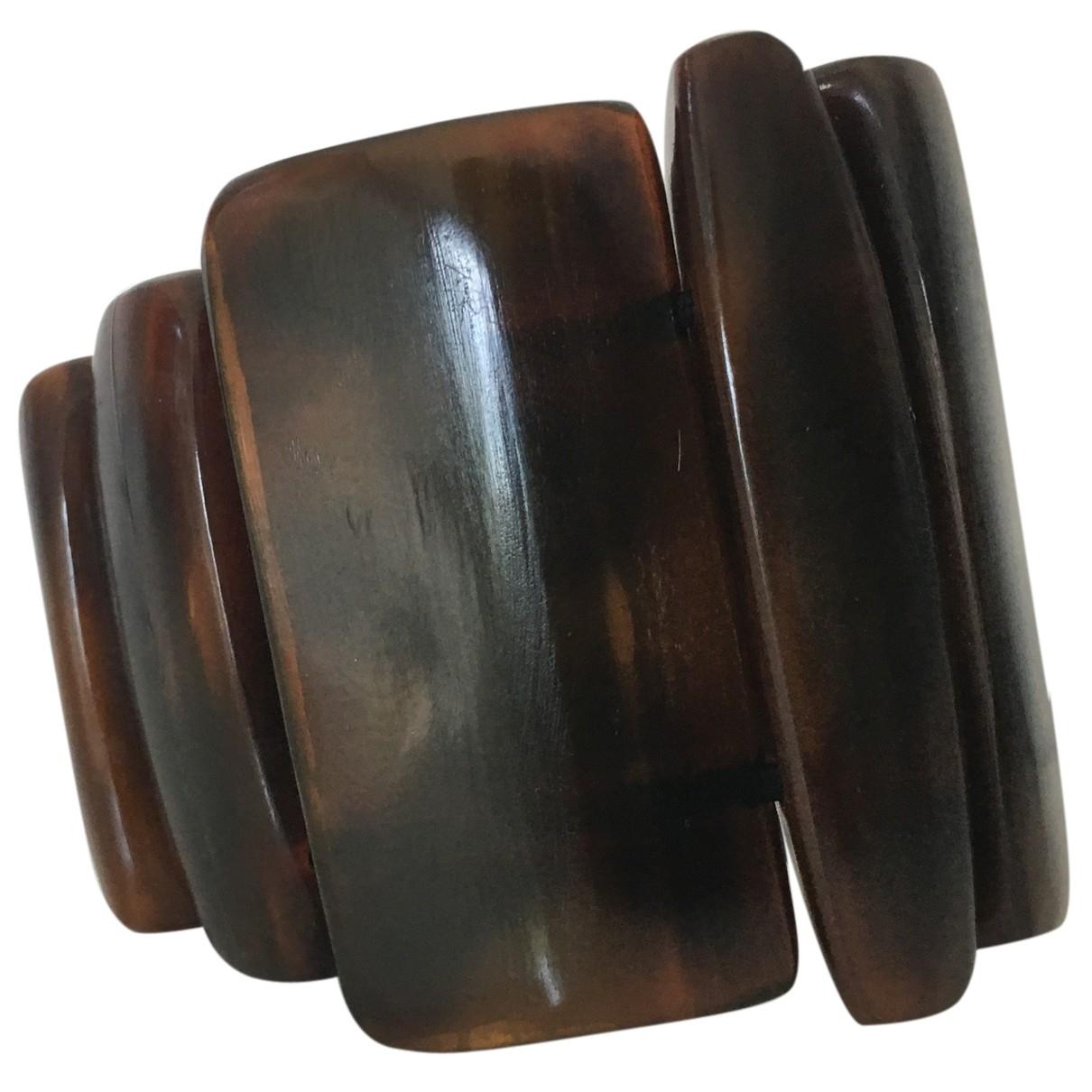 Monies N Brown Horn bracelet for Women N