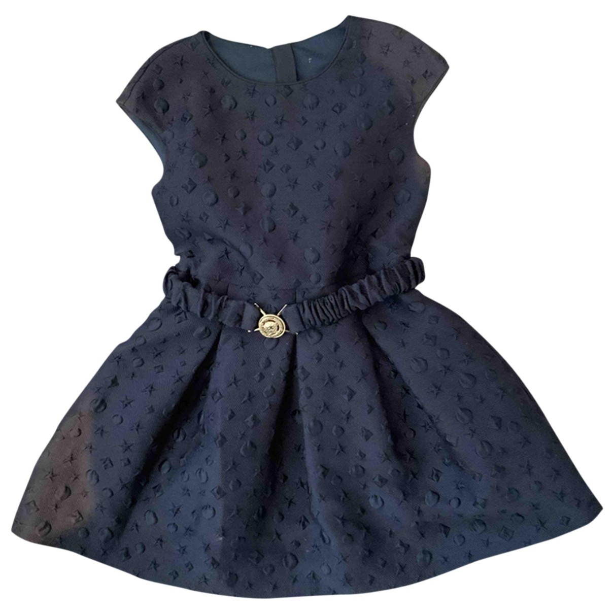 Versace \N Navy Cotton dress for Kids 8 years - until 50 inches UK