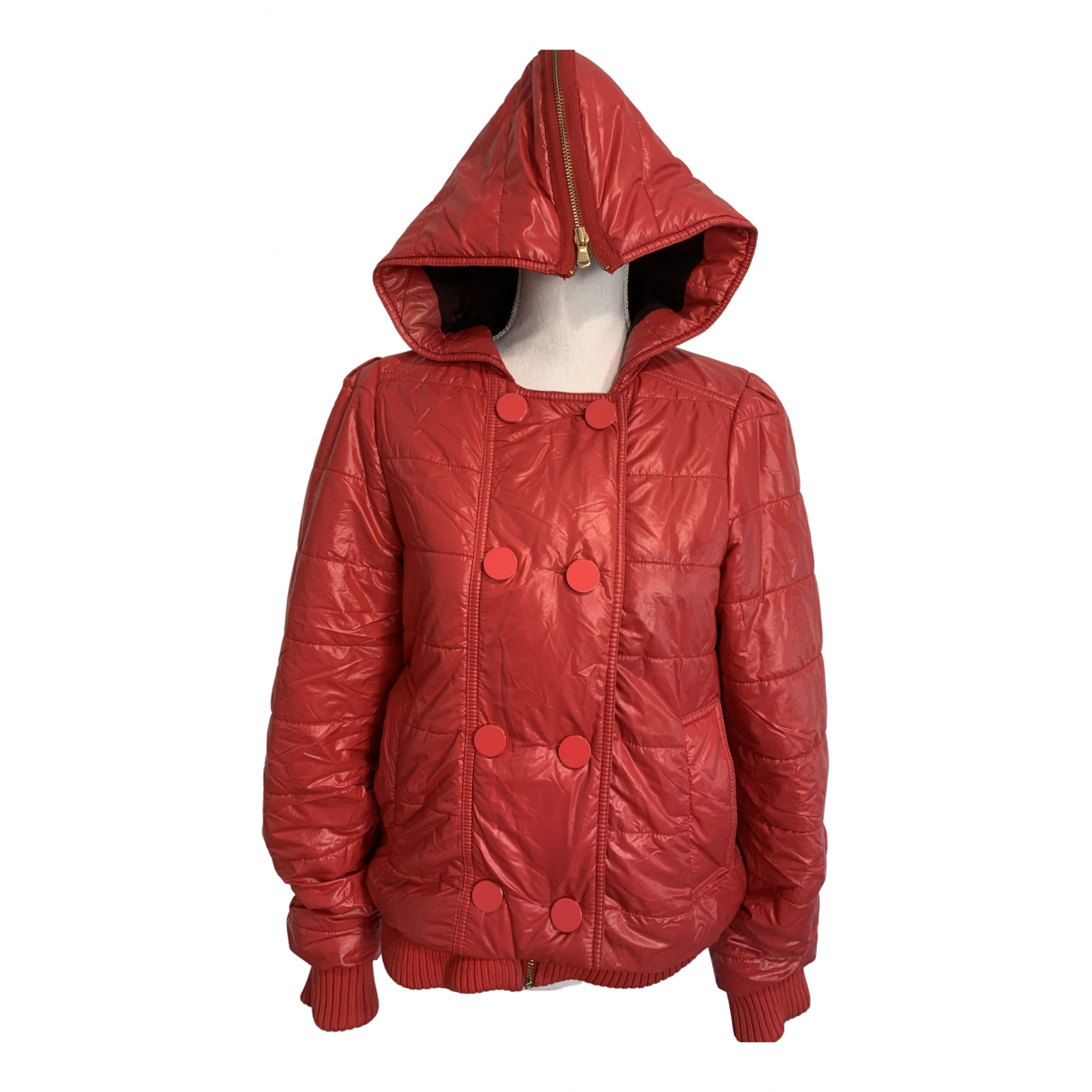 Marc By Marc Jacobs N Red coat for Women 38 FR
