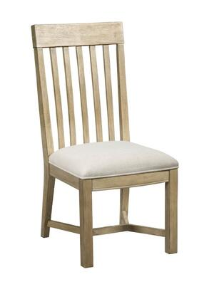 Litchfield Collection 750-636D JAMES SIDE CHAIR DRIFTWOOD in Sun Washed and