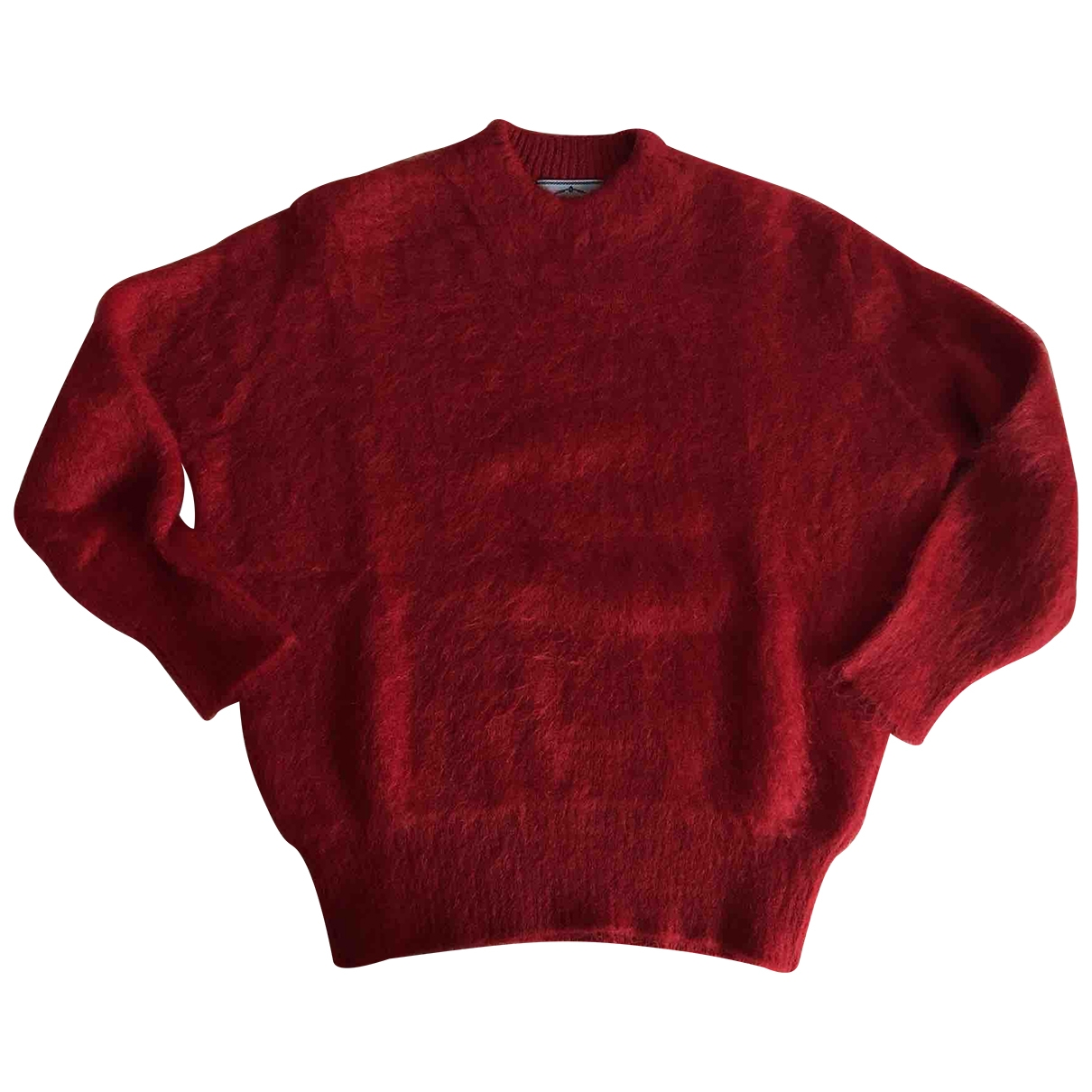 Prada \N Pullover in  Rot Wolle