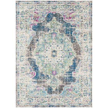 Morocco MRC-2304 67 x 9 Rectangle Traditional Rug in