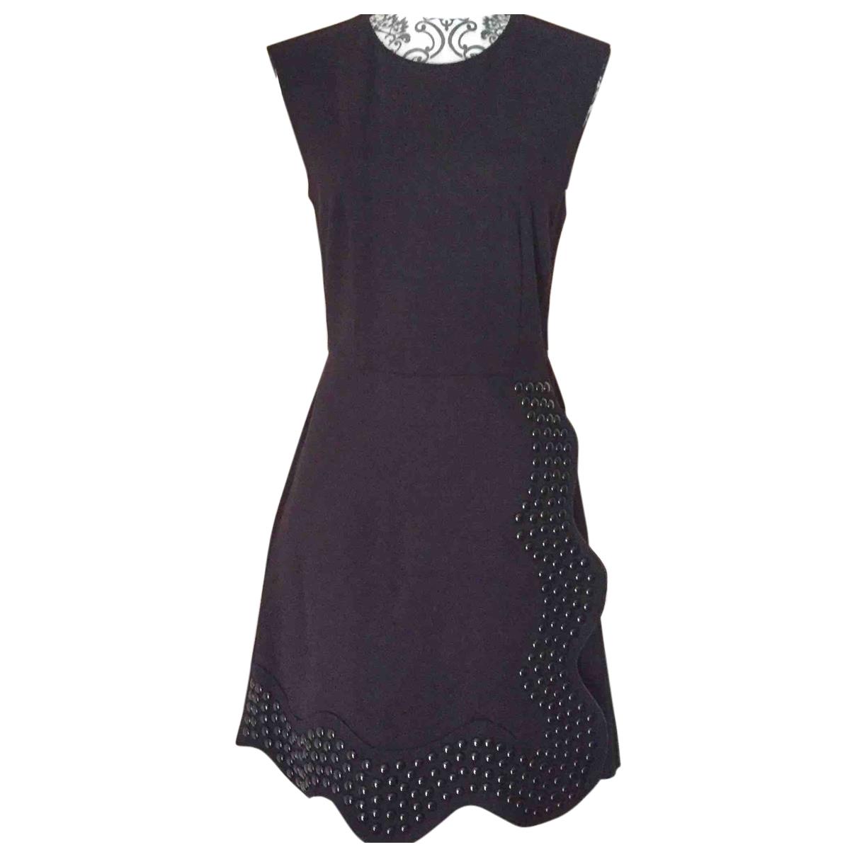 Sport Max \N Kleid in  Schwarz Polyester