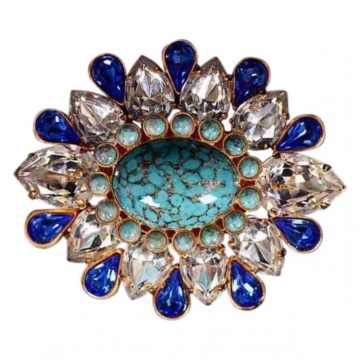 Dolce & Gabbana \N Brosche in  Bunt Metall