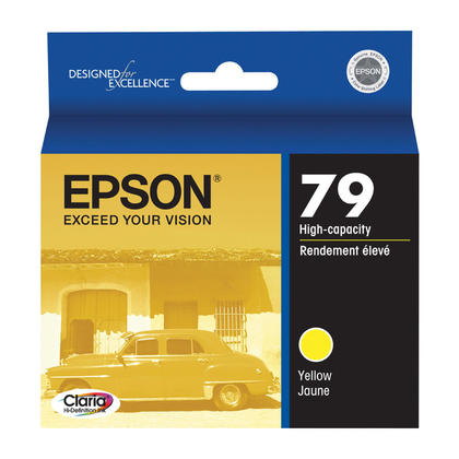 Epson 79 Yellow (T079420) Original Yellow Ink Cartridge