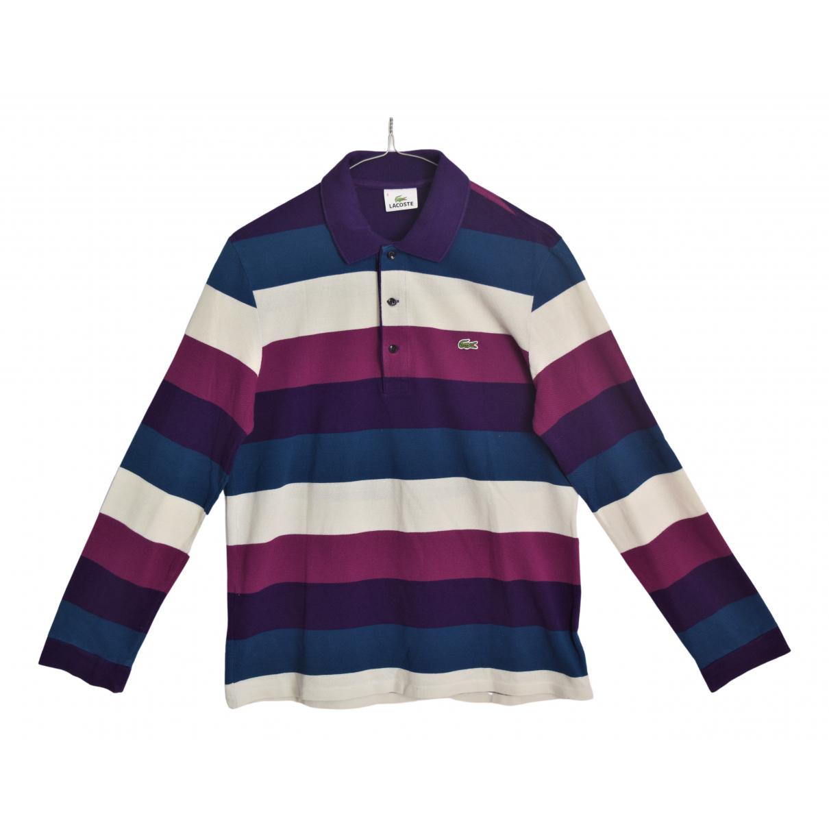 Lacoste - Polos   pour homme en coton