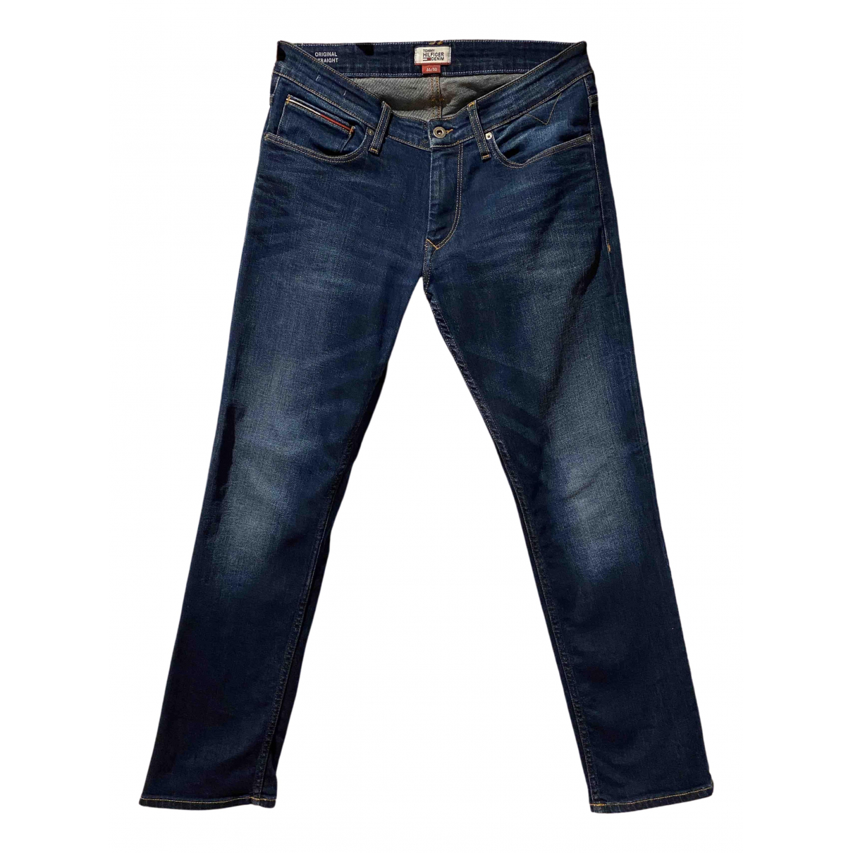 Tommy Hilfiger \N Blue Denim - Jeans Trousers for Men M International
