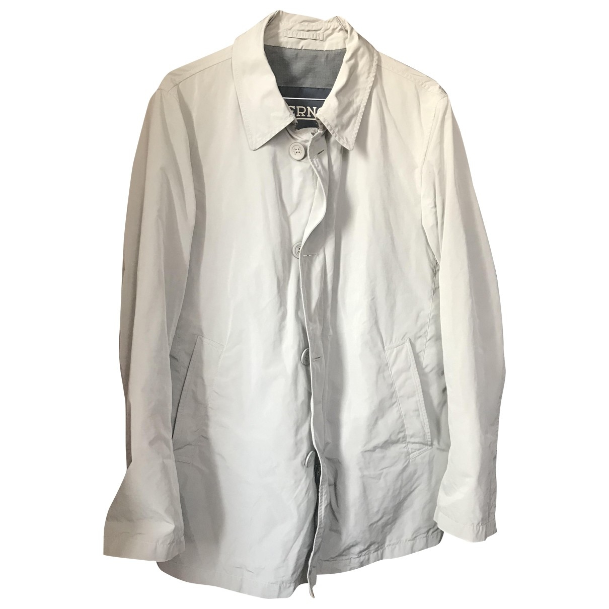 Herno \N Grey jacket  for Men 46 IT