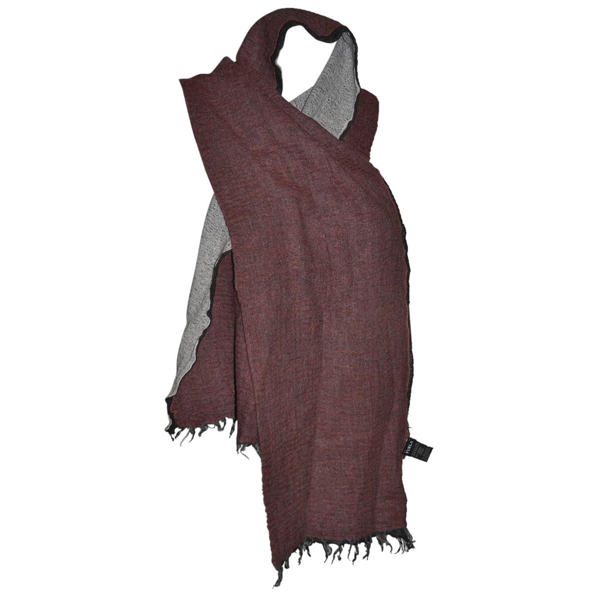 Furla - Foulard   pour femme en laine - multicolore