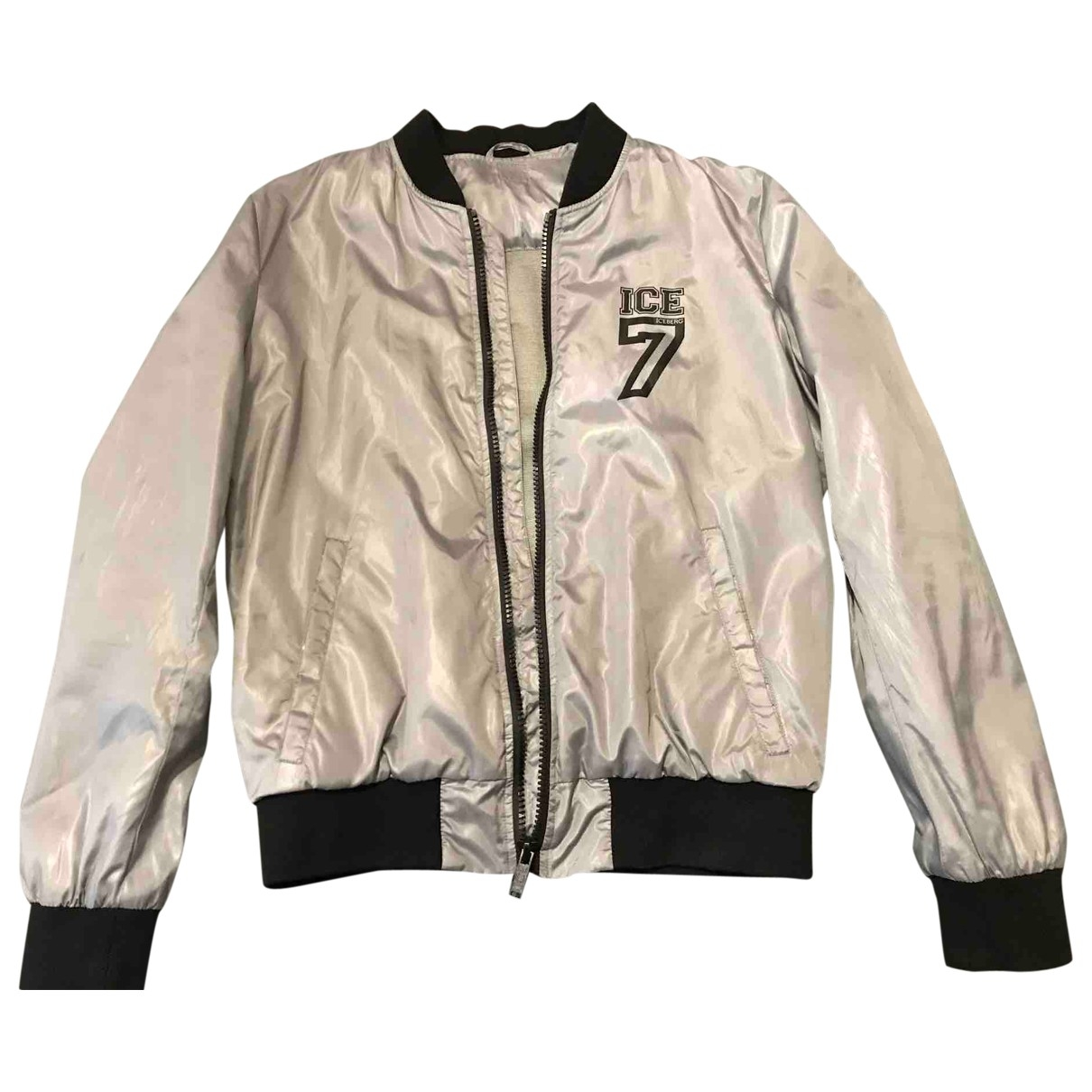 Iceberg \N Grey jacket  for Men 52 IT