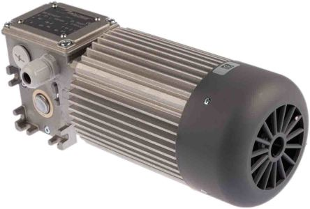 Mini Motor Induction AC Geared Motor, 3 Phase, 230 V ac, 400 V ac, 186 rpm, 180 W