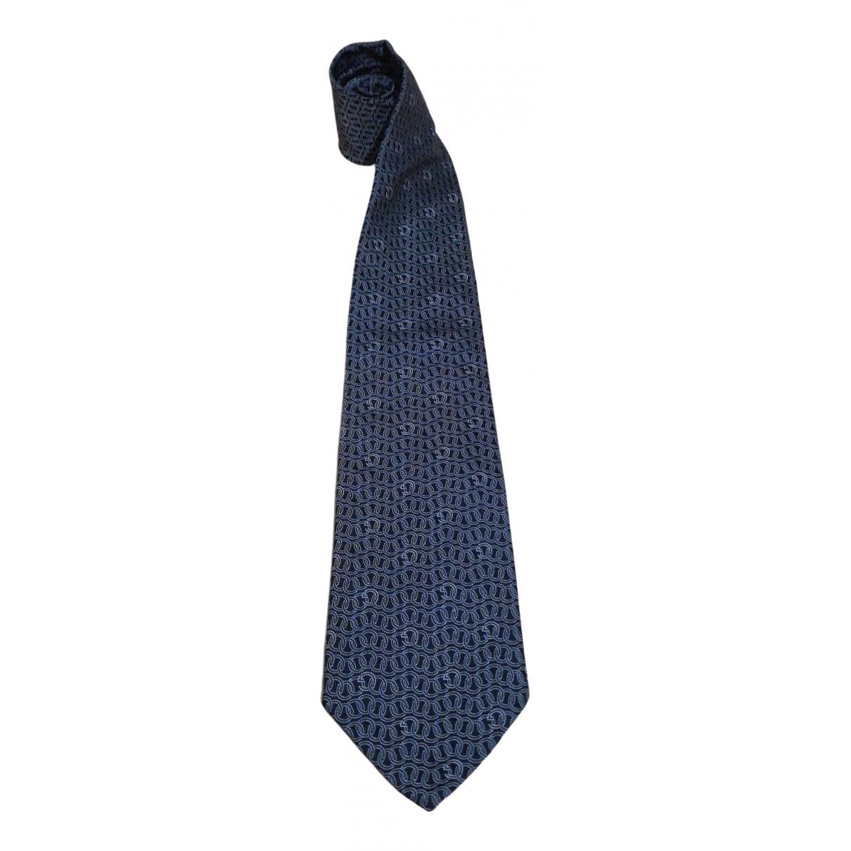 Gucci - Cravates   pour homme en soie - noir