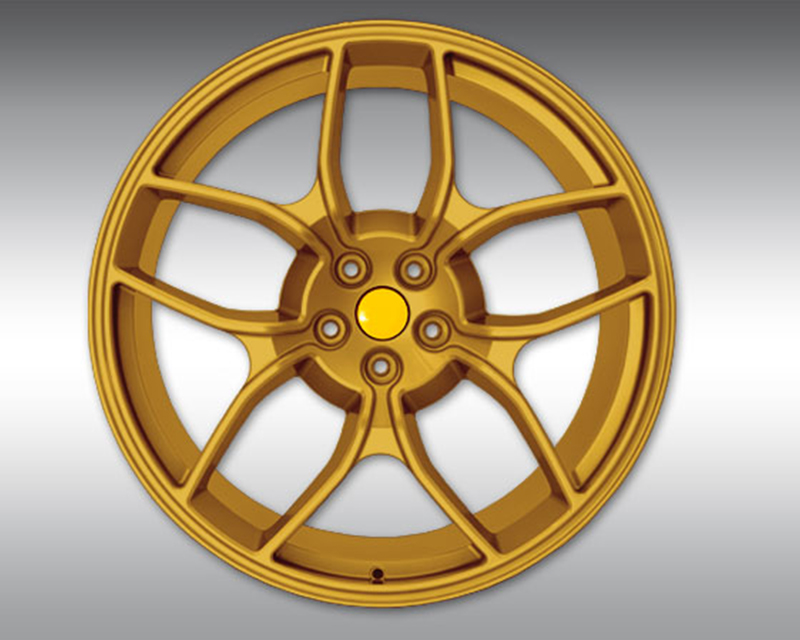 Novitec F4 458 26 NF4 Forged Front Wheel Custom Color 21x9 Ferrari 458 Speciale 13-15