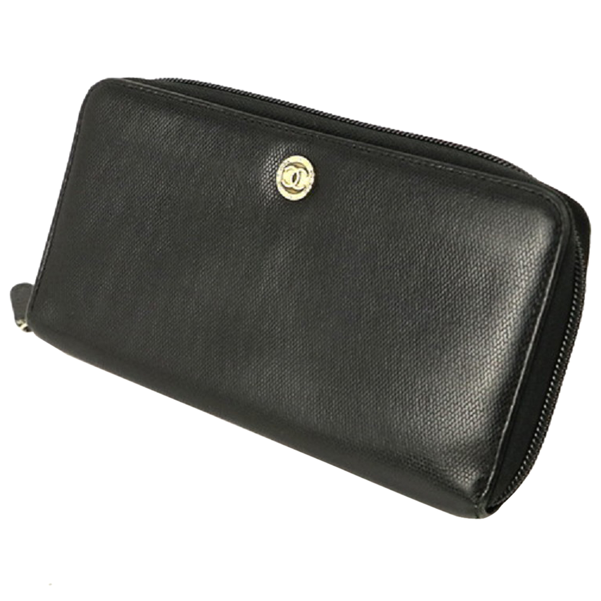 Chanel - Portefeuille   pour femme en cuir