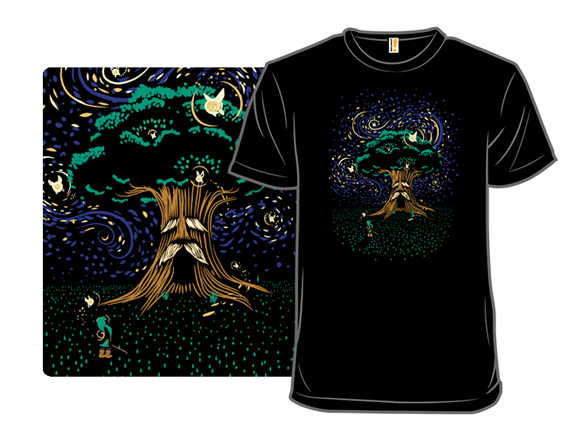 Fairy Night T Shirt