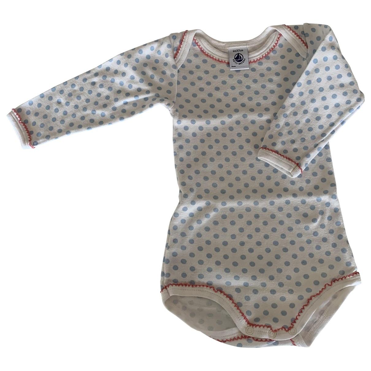 Petit Bateau N Cotton  top for Kids 6 months - up to 67cm FR