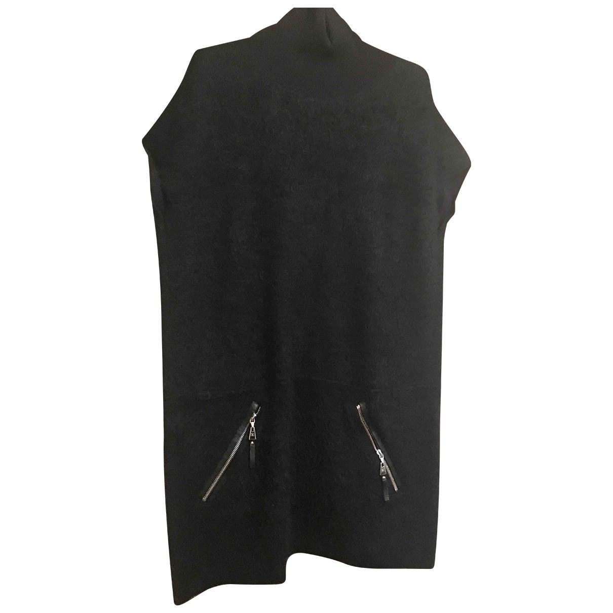 Mini vestido de Lana Louis Vuitton