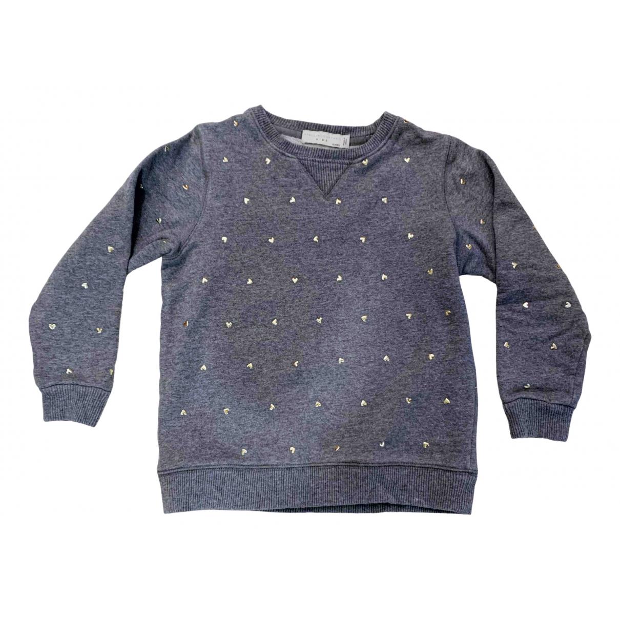 Stella Mccartney N Grey Cotton Knitwear for Kids 6 years - up to 114cm FR