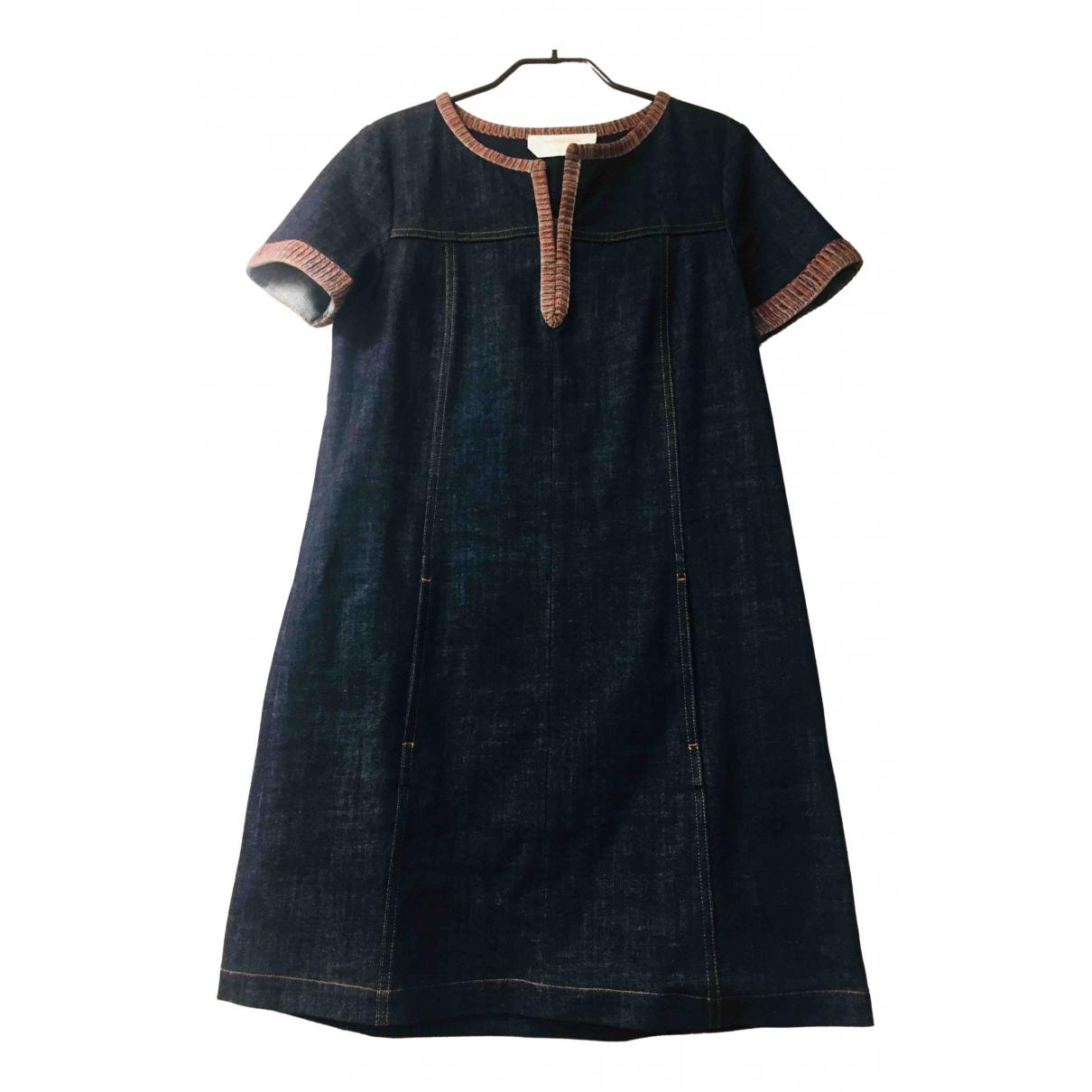 See By Chloé \N Blue Denim - Jeans dress for Women 36 FR