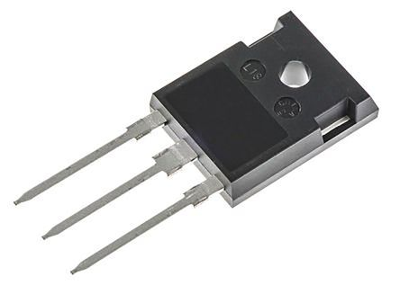 Infineon N-Channel MOSFET, 21 A, 650 V, 3-Pin TO-247  IPW60R165CPFKSA1 (4)