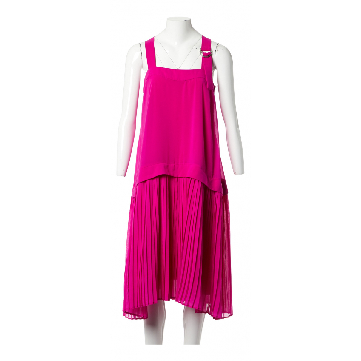 Kenzo N Pink dress for Women 38 FR