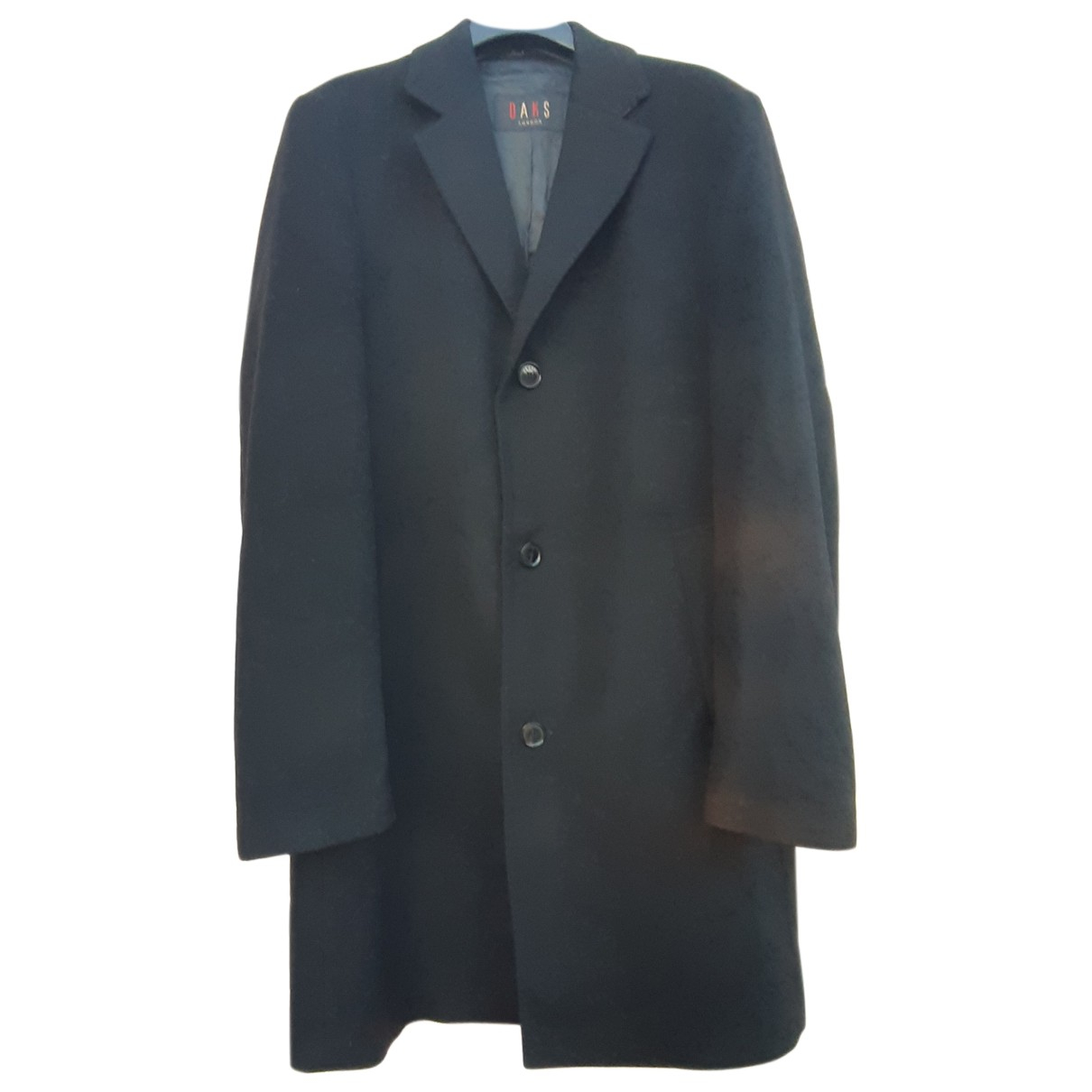Daks N Black Cashmere coat  for Men 42 FR