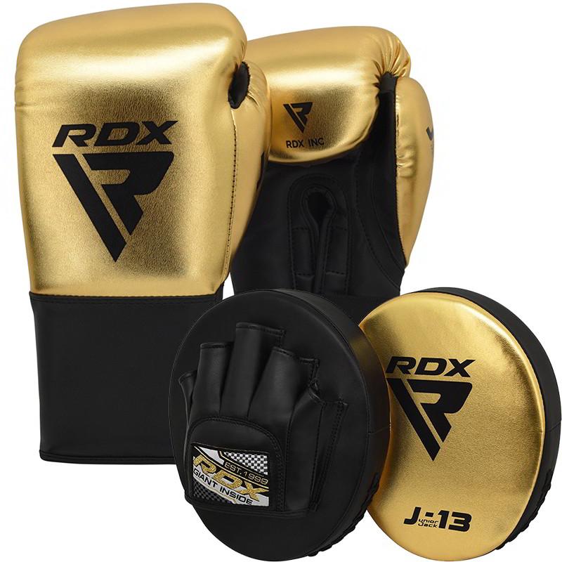 RDX J13 8oz boxe de Ensemble gants Pattes d'ours