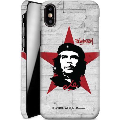 Apple iPhone XS Smartphone Huelle - Revolucion von Che Guevara