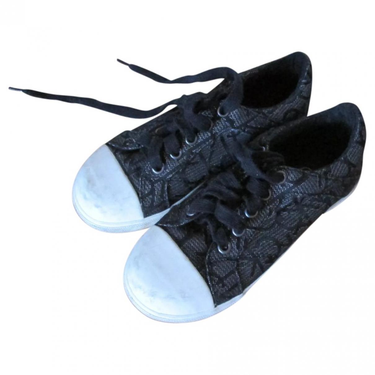 Calvin Klein - Baskets   pour enfant - noir