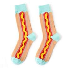 Chevron Pattern Socks
