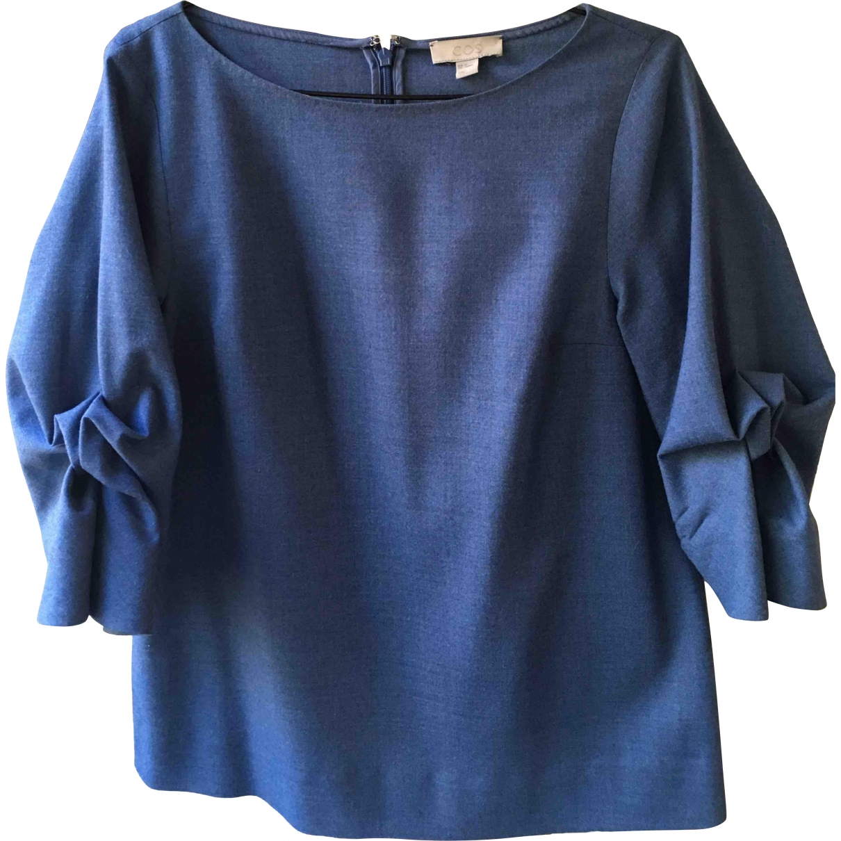 Cos \N Blue  top for Women 34 FR